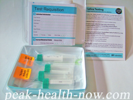 Hormone testing for men and women