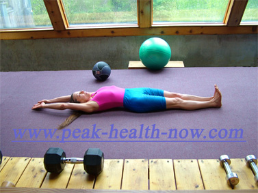 Abdominal exercises start