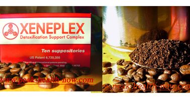 Xeneplex Coffee Enema Suppositories vs traditional caffeine dialysis