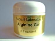 Arginine Gel transdermal for erectile dysfunction