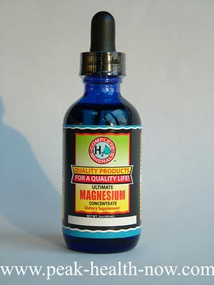 Magnesium Chloride Concentrate 2 oz