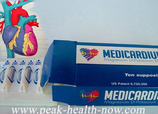 Medicardium EDTA Chelation suppositories how-to