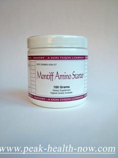 Montiff Amino Starter gut repair