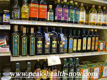 olive oil scams - do not buy at health store!