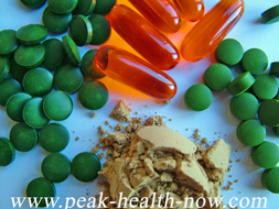 Nutritional health supplements reviews