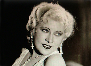 Mae West liked men - lots of them!