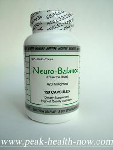 Montiff Neuro-Balance L-Tyrosine formula