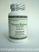 Montiff Neuro-Balance - Tyrosine for dopamine and more!