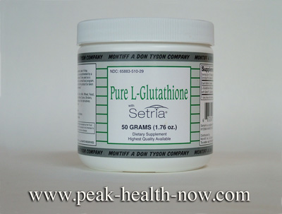 Montiff Pure L-Glutathione