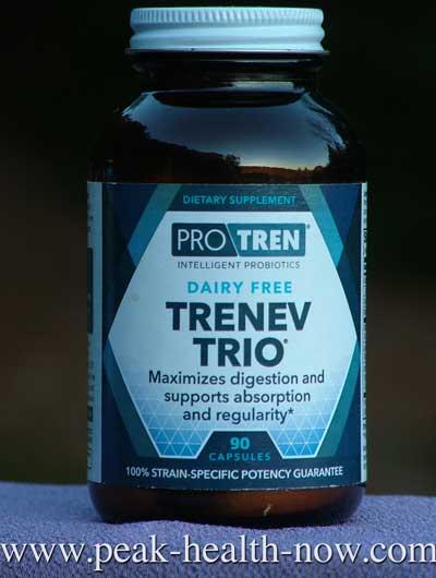 Candida probiotic Trenev Trio 90 caps