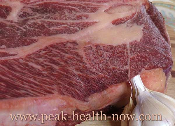 Beef fat contains healthy cholesterol
