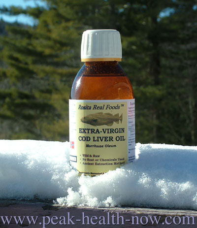 Rosita EVCLO Extra Virgin Cod-Liver Oil