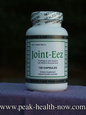Montiff Joint-Eez for cartilage