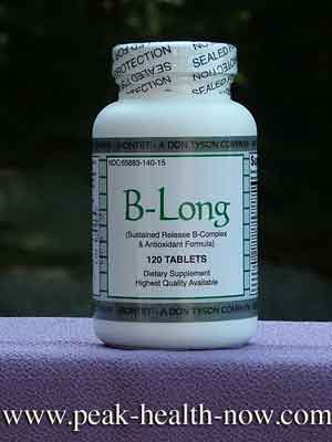 Montiff sustained release Vitamin B-Complex - B-Long BUY