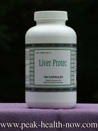 Montiff Liver-Protec detox support