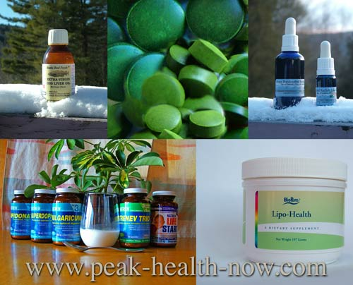 Best Nutritional supplements melange