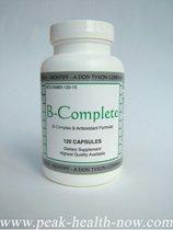 Montiff B-Complete - the BEST full-spectrum B Vitamin supplement