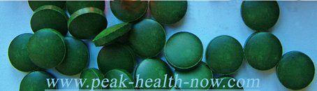 Best Chlorella tablets