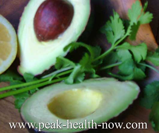 What are Plant Sterols - avocado